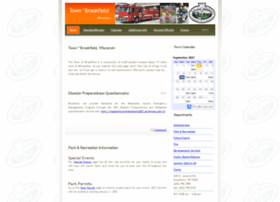 townofbrookfield.com