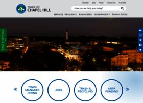 townofchapelhill.org