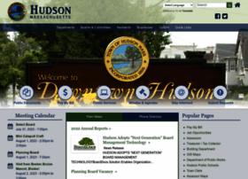 townofhudson.org