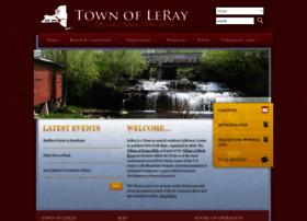 townofleray.org