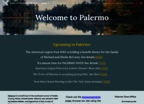 townofpalermo.org