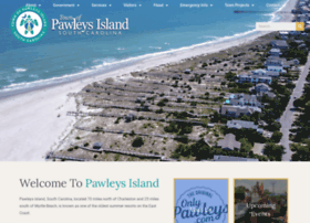 townofpawleysisland.com