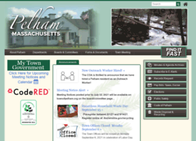townofpelham.org