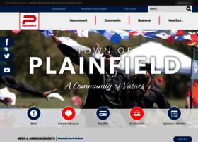 townofplainfield.com