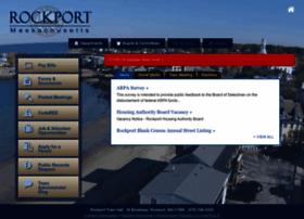 townofrockport.com