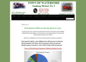 townofwaterfordsd.com