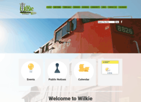 townofwilkie.com