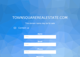 townsquarerealestate.com