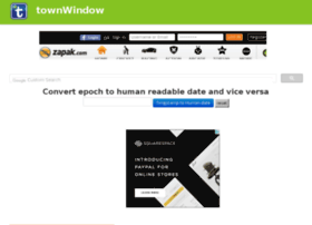 townwindow.com