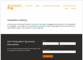 toxipedia.com