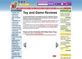 toyandgamereviews.co.uk