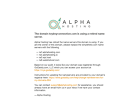 toyboyconnection.com