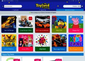 toylandtoyshop.co.uk