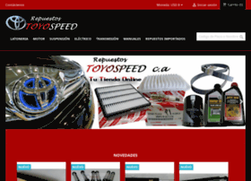 toyospeed.com.ve