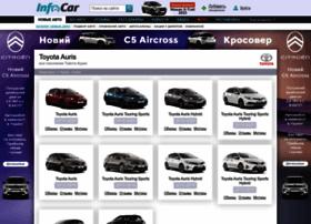 toyota-auris.infocar.ua