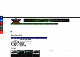 toyotabuyersguide.theautochannel.com