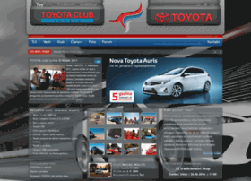toyotaclubserbia.com