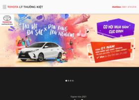 toyotalythuongkiet.com.vn