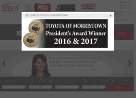 toyotaofmorristown.com