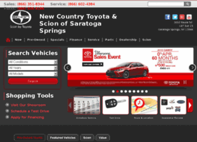 toyotaofsaratogasprings.calls.net