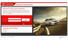 toyotaownersintersection.com