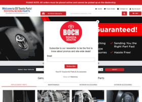 toyotaparts.bochtoyotasouth.com