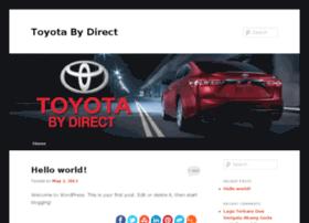 toyotasbydirect.com