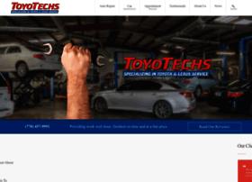 toyotechs.com