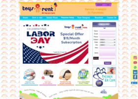 toys-on-rent.com