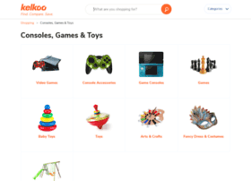 toysandgames.kelkoo.co.uk