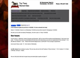 toytownstainedglass.com