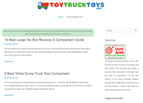 toytrucktoys.com