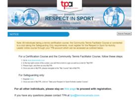 tpacanada.respectgroupinc.com
