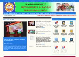tpbacgiang.edu.vn