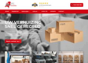 tpc-logistics.nl