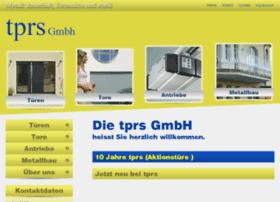 tprs-gmbh.com