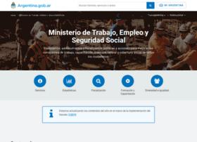 trabajo.gov.ar