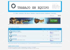 trabajoenequipo.foromx.org