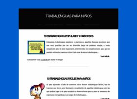 trabalenguasparaninos.blogspot.com