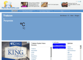 trabzon.hava-durumu.com