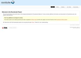 trac.roundcube.net