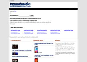 tracecanadamobiles.articletweets.com