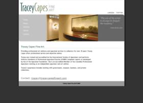 traceycapesfineart.com