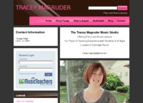 traceymagruder.com
