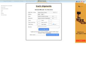 track-shipments.com