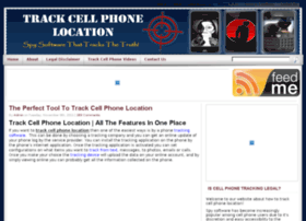 trackcellphonelocationsite.com