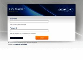 tracker.bdcexperts.com