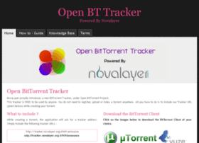 tracker.novalayer.org