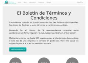 tracker.terminosycondiciones.es