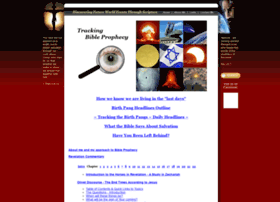 trackingbibleprophecy.org